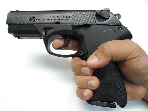 Pistola de fogueo Bruni P4 (2)