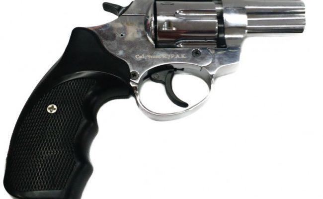 Pistola de fogueo Ekol Viper 2.5 revolver Nickel (1)