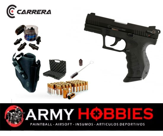 Pistola de fogueo Rs34