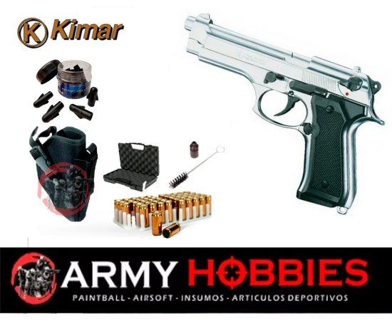 KIMAR 92 Automatica